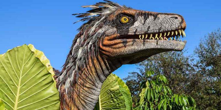 Dinosaurs in Uganda